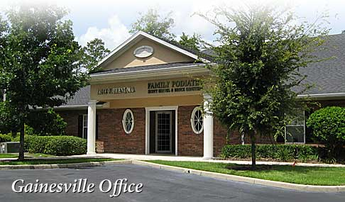 Advanced Venous Solutions Gainesville office
